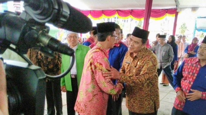 Harnojoyo Hadiri Penutupan MTQ Kota Palembang