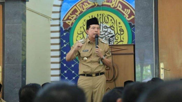 Rabu Besok Pemkot Prabumulih Lakukan Penyemprotan Disinfektan di Fasum