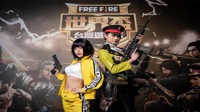 Download Wallpaper Free Fire Ff Terbaru Dan Terbaik 2021 Bikin Hp Makin Keren Tribun Sumsel
