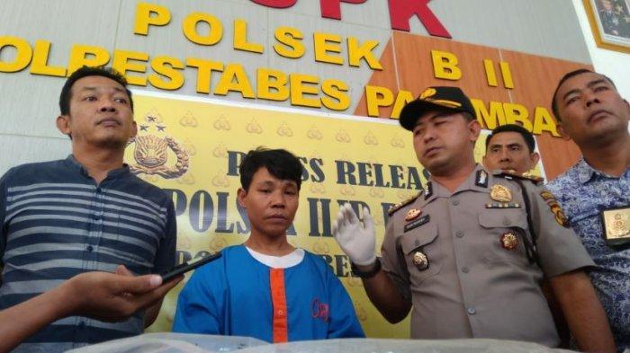 Bonar Warga Kemang Manis Palembang Dibunuh Kekasihnya. Alasannya Dipaksa Berhubungan Intim