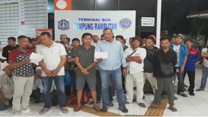 Hoax Pesan Broadcast Ormas Incar Orang Palembang di Kampung Rambutan, Warga : Semua Aman & Kondusif