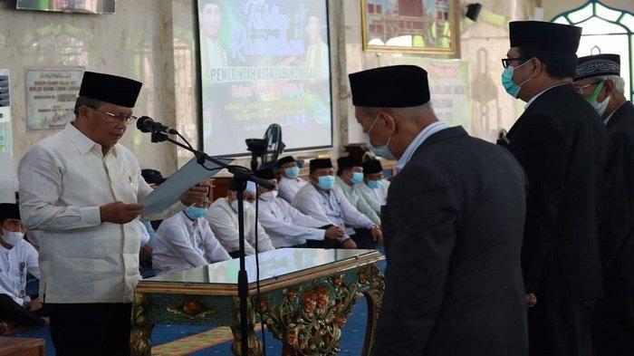 Pemkot Lubuklinggau Gelar Taklim Ramadhan, Tetap Mematuhi Prokes