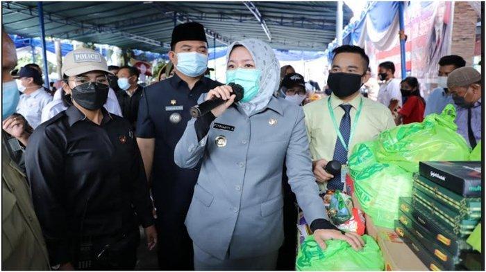 Warga Serbu Pasar Murah di Palembang, Daging Sapi Beku Rp 87 Ribu per Kg, Ayam Rp 29 Ribu per Kg