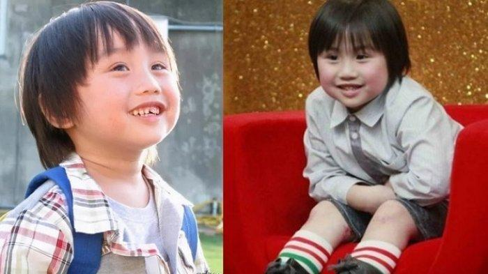 Wen Xuan Yi menjadi artis cilik di usia 2 tahun