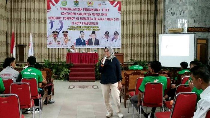 KONI Muaraenim Siapkan Rp 4 Miliar Bonus Atlet Berlaga di Porprov Prabumulih 2019