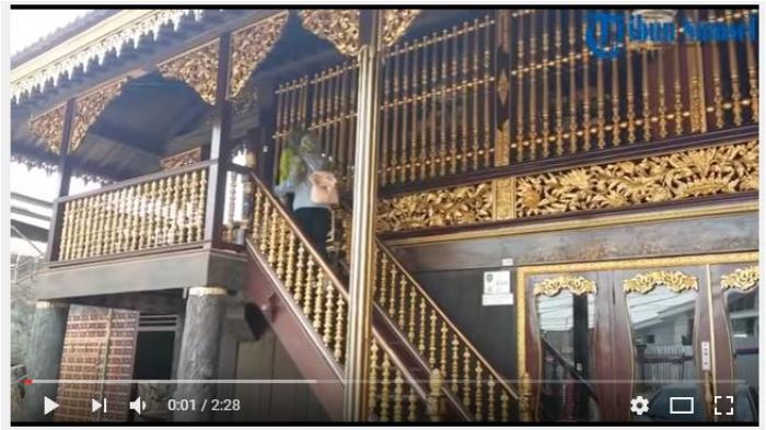 Rumah Limas Destinasi Wisata Kebanggaan Warga Palembang Tribun Sumsel
