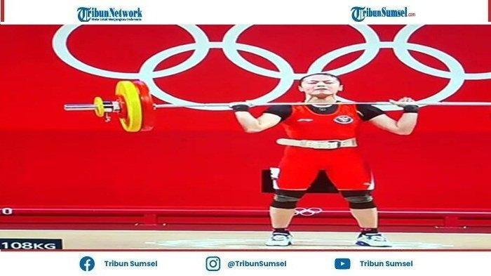Profil Windy Cantika Aisah Atlet Angkat Besi, Peraih Medali Pertama Indonesia di Olimpiade 2020