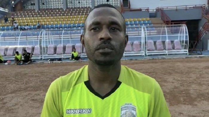 Engelberd Sani Siap Bawa Muba Babel United ke Liga 1