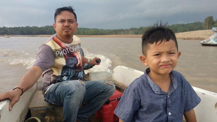 Danau Batang Hari Siku Lokasi Wisata Baru Warga PALI, Selalu Ramai di Akhir Pekan