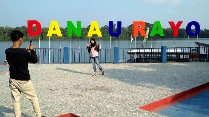 Danau Rayo Primadona Baru Wisata di Muratara, Keindahan dan Legenda Bujang Kurap Jadi Daya Tarik