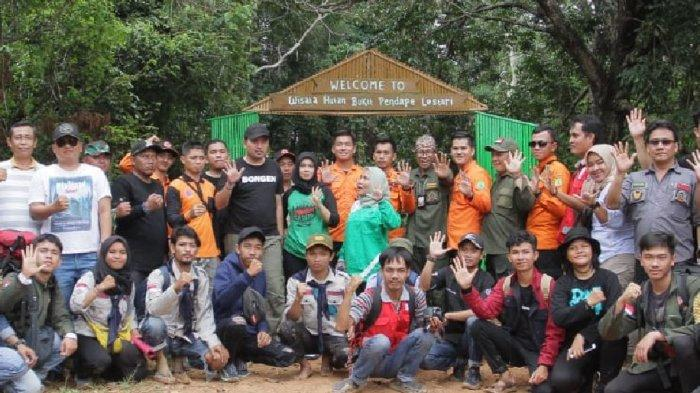 Wisata Bukit Pendape Muba, Menikmati Keindahan di Puncak Tertinggi Kabupaten Muba
