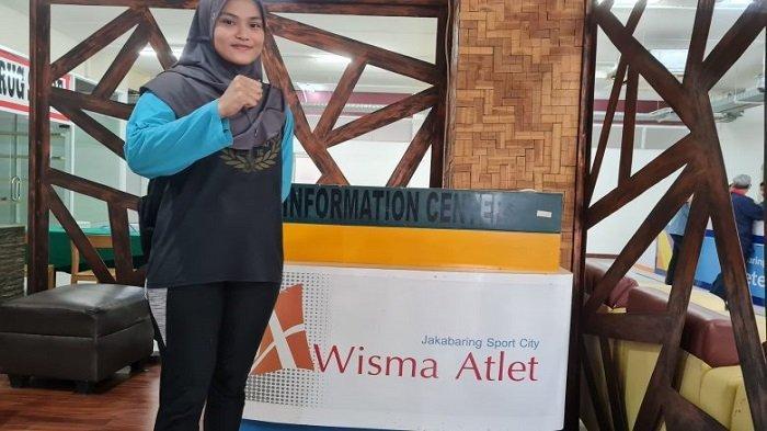 Sosok Mahasiswi Bina Darma Perkuat Sumsel di Ajang PON XX Papua
