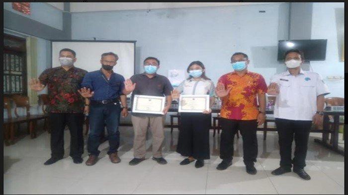 BNNK Ogan Ilir Sinergi dengan Wartawan Perangi Narkoba Lewat Informasi Edukatif