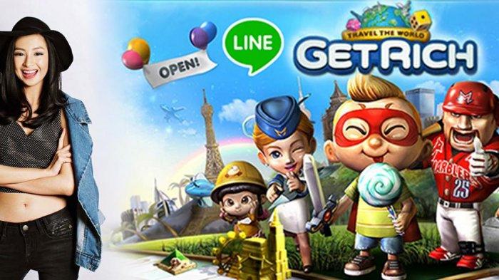 Inikah Wanita Cantik Pengisi Suara di Game LINE Let's Get Rich Versi Indonesia?