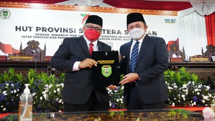 Sukses Kelola Keuangan, Sumsel Raih Opini WTP Tujuh Kali Berturut-Turut