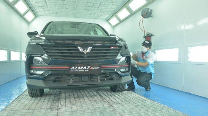Tekno Body Repair Tempat Perbaikan Bodi dan Pengecatan Wuling di Palembang dan Sekitarnya