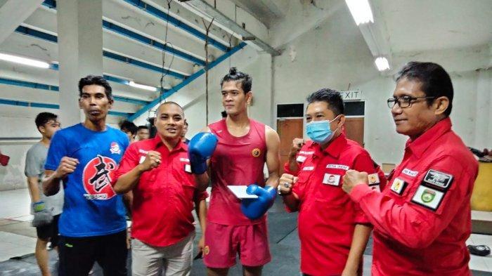 Pengprov Wushu Sumsel Optimis Raih Satu Emas di PON XX Papua