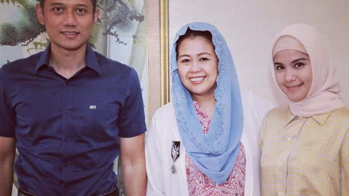Sesama Mantan Anak Presiden, Agus Yudhoyono dan Yenny Wahid Rencanakan Agenda Politik