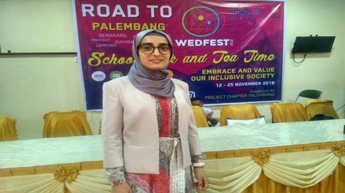 Cerita Oulad Daoud Youssra, Gadis Aljazair yang Memilih Politeknik Sriwijaya Tempat Menuntut Ilmu