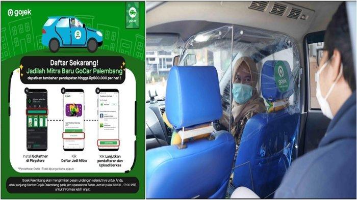 Yuk Jadi Mitra GoCar Palembang dan Dapatkan Penghasilan Tambahan 500 Ribu Sehari!