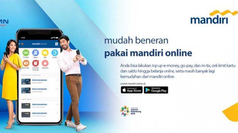 Cara Membeli Token Listrik Pra Bayar Token Lewat Layanan Bank Mandiri Via Aplikasi Mobile Banking Tribun Sumsel