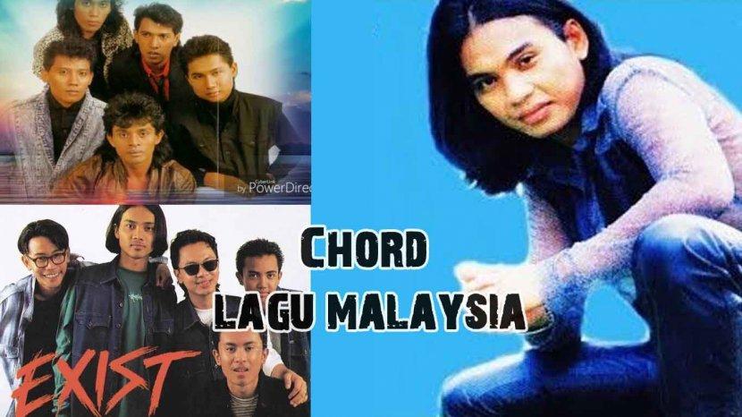 chord gitar lagu malaysia terpopuler 2020