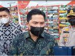 Digadang-gadang Maju Pilpres 2024, Erick Thohir Pilih Fokus Kerja karena Rakyat Masih Susah
