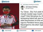 sudjiwo-tedjo-komentari-permintaan-maaf-atlet-angkat-besi-eko-yuli-irawan.jpg
