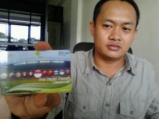 Bayar Ongkos Transmusi  Palembang Pakai Smart Card