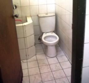 Bau Toilet Polresta Palembang Menyengat