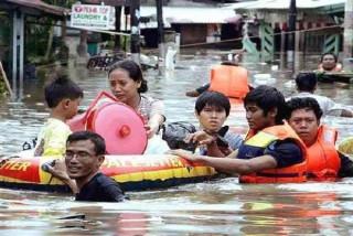 Ingat Musim Banjir, Waspadai Berbagai Penyakit!