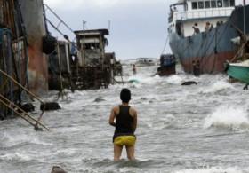Hujan Badai  di Tiongkok Tewaskan 31 Orang
