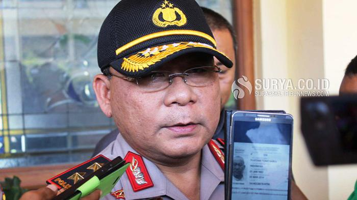 Ada Bom Bondet dan 4 Butir Peluru di Dalam Koper Rustawi