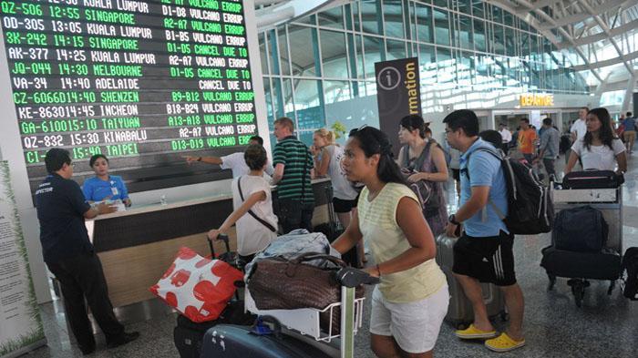Bandara Ngurai Rai Ditutup Hingga Jumat