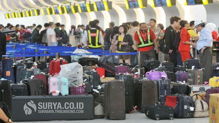 BREAKING NEWS - Bandara Ngurah Rai Ditutup Gara-gara Letusan Rinjani