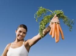 Wortel, Si Oranye Untuk Kesehatan Rambut dan Kuku