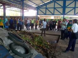 15 Kepala Daerah Berguru Pengelolaan Sampah di Malang