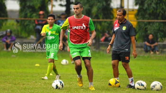 Ini Alasan Otavio Dutra Ingin Jadi Pemain Naturalisasi Bareng Bhayangkara FC