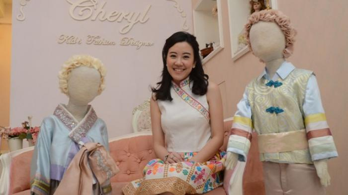 Desainer Cheryl Kids Fashion, Sejak Awal Siap Dikomplain