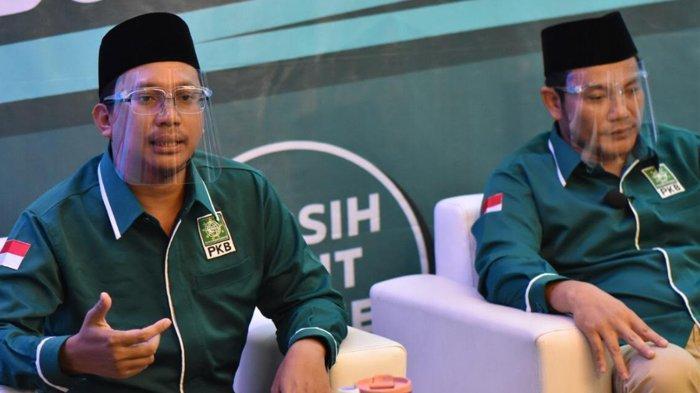 Pasangan Gus Muhdlor-Subandi memaparkan 17 program kerjanya bila terpilih memimpin Sidoarjo.
