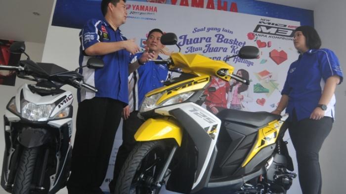 Motor Matic Mendominasi Jatim, Yamaha Luncurkan Varian Anyar