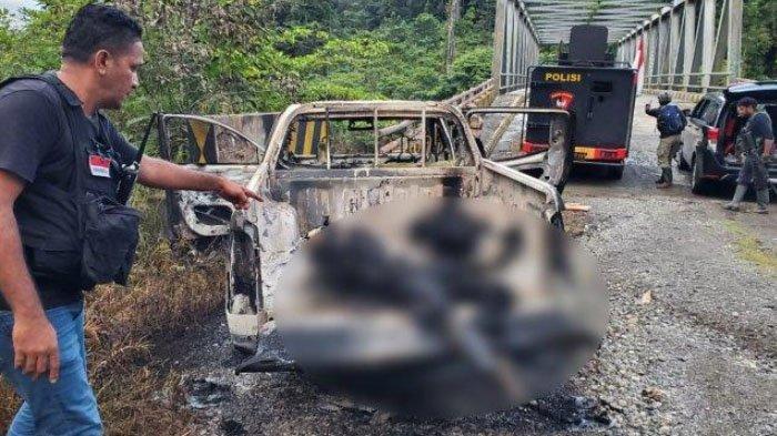Sosok Tendius Gwijangge Pimpinan KKB Papua yang Diduga Bunuh 2 Pekerja di Yahukimo, ini Kekejamannya