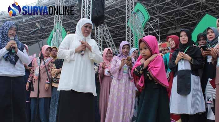 2.000 Polwan Berhijab Disiapkan Bantu Pengamanan Harlah Muslimat NU Ke-73 di GBK Senayan