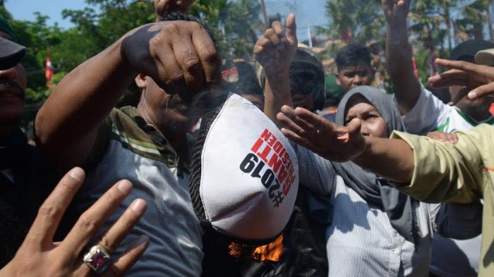 Panitia Aksi #2019 Ganti Presiden di Surabaya Silakan Pihak yang Dirugikan Ambil Jalur Hukum