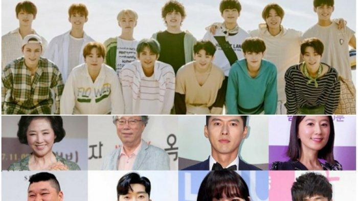 Live Streaming SEVENTEEN di 2020 Korean Popular Culture and Arts Awards Rabu, 28 Oktober Jam 16.00