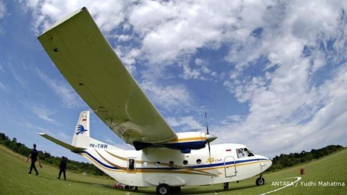 Pesawat Perintis Ini Pilih Bandara Trunojoyo Sebagai Home Base