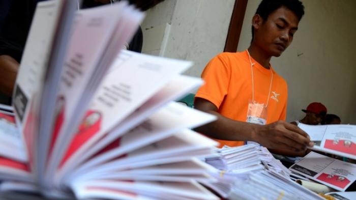 323 Surat Suara Pilpres di Pamekasan Madura Diketahui Rusak, Surat Suara Pileg masih Proses ini