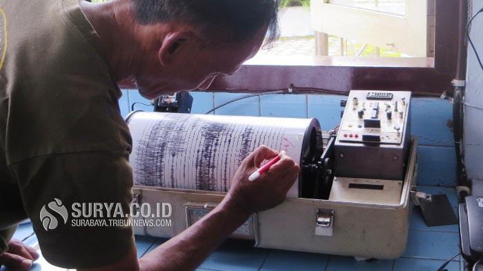 Gempa Bumi 3,2 Magnitudo di Ambon, Guncangannya yang Kuat Bikin Warga Berhamburan