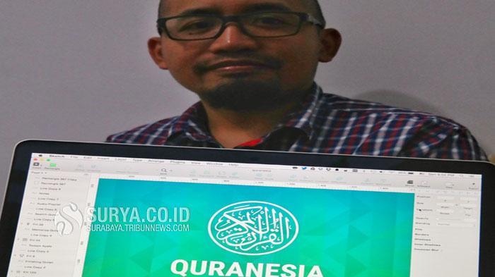 Programmer Ini Penasaran Lihat Aplikasi Al Quran Beda Tampilan