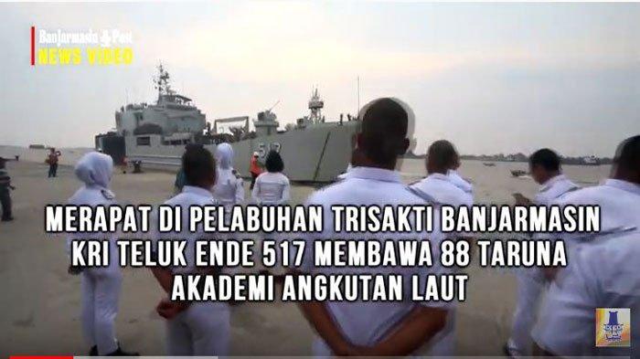 3 Fakta di Balik Kehebatan KRI Teluk Ende (517) TNI AL, Kapal Perang Tua Tapi Tetap Jadi Andalan